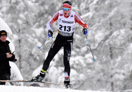 20190202, Skid-SM sprint Sundsvall