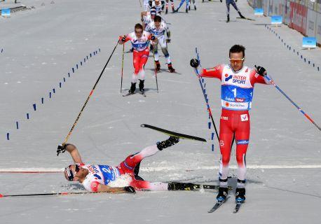20190303, WCH XC-skiing 50 km/FM men