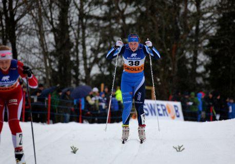 20150128, Swedish Championships XC-ski W