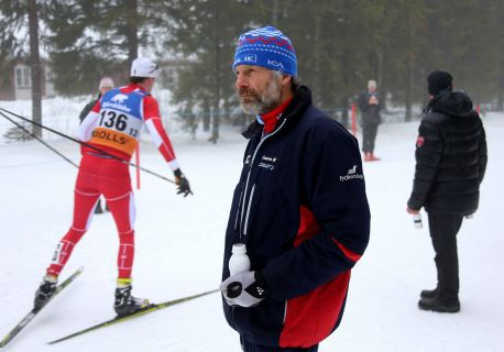 20150128, Swedish Championships XC-ski M