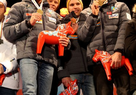 20150227, WCH XC-skiing mens relay, Falun